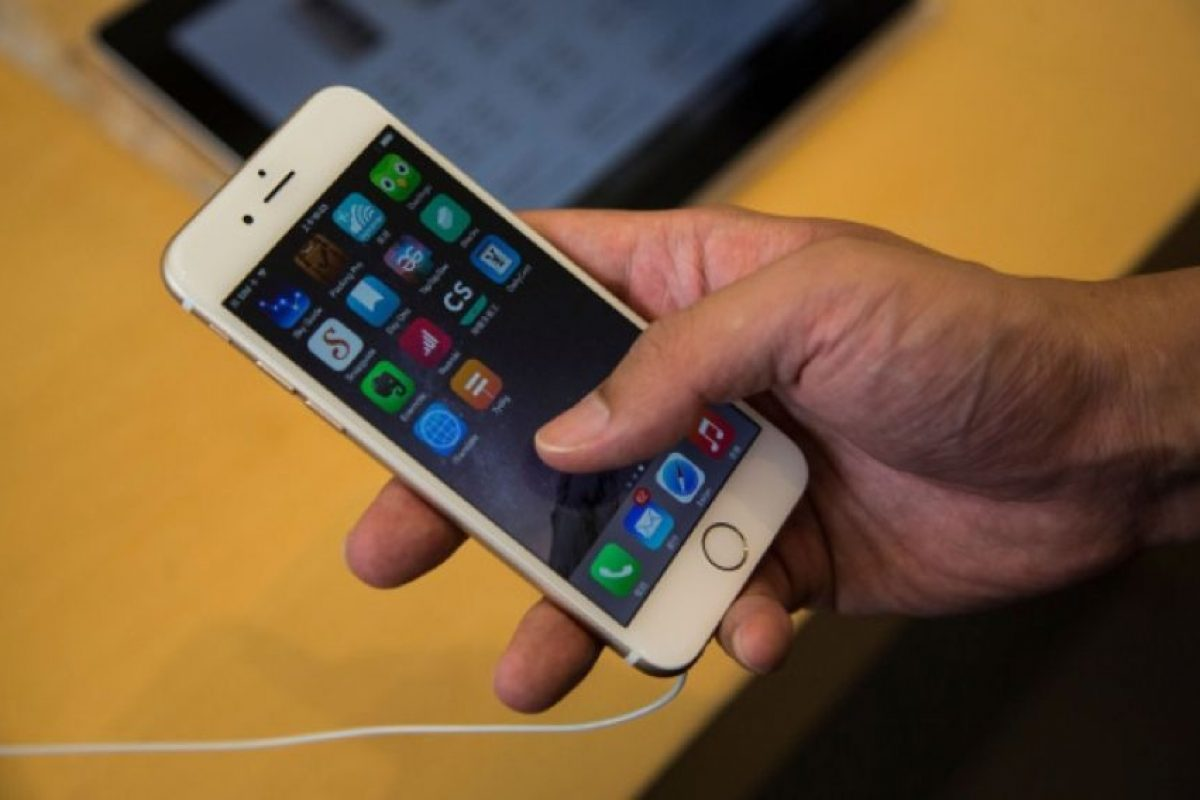 iPhone 6 Plus (2014) Foto:Getty Images