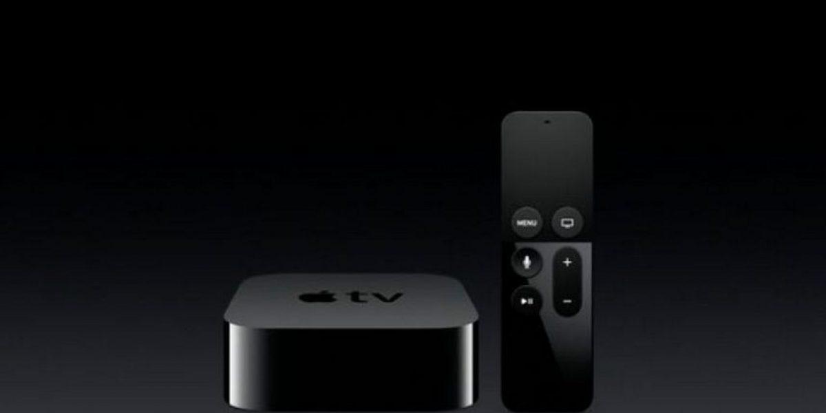 La nueva Apple TV: Siri, música, series, juegos, películas y más