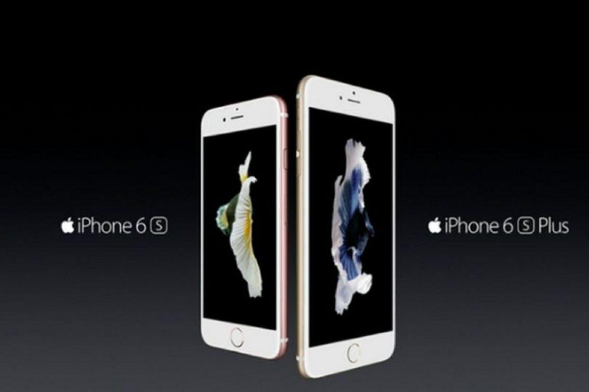 iPhone 6s y iPhone 6s Plus (2015) Foto:Apple