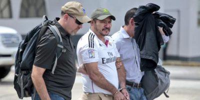 """Narco que """"colaboraba"""" con varios carteles mexicanos es extraditado"""
