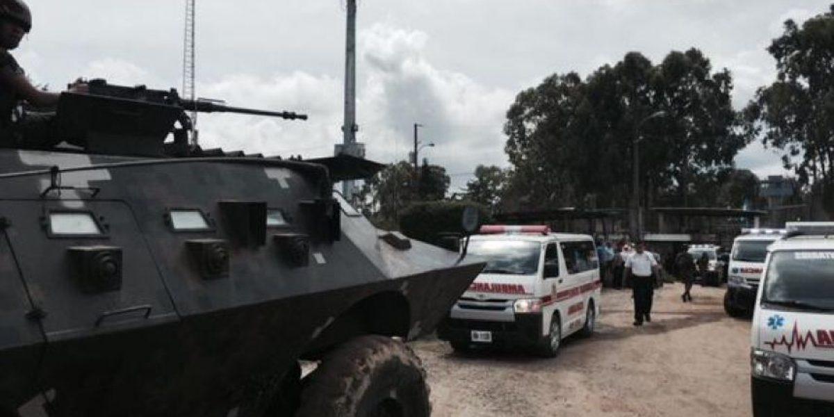Reos se enfrentan a a golpes, hay 20 heridos en la cárcel Pavón