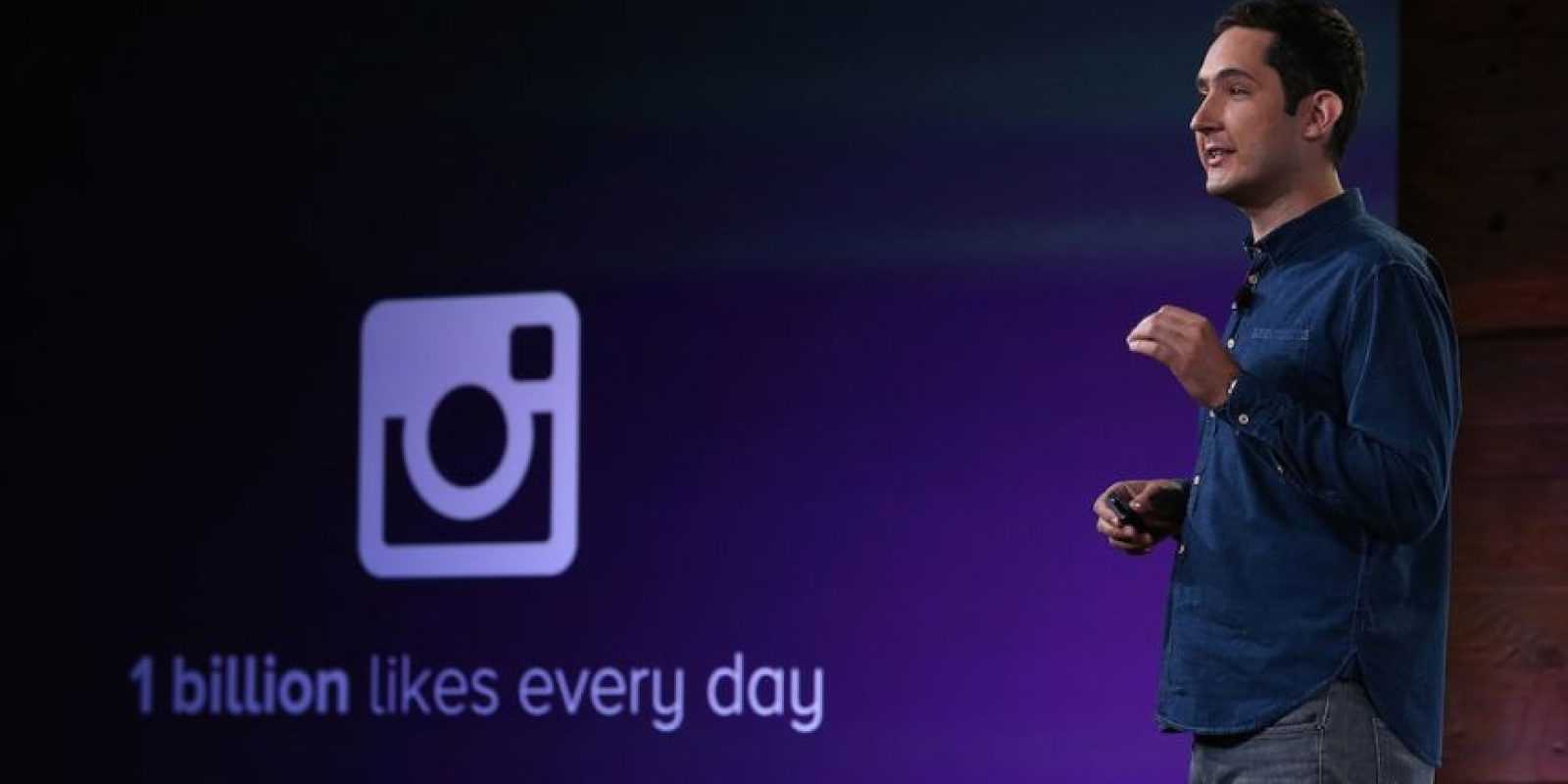 Kevin Systrom es el actual CEO. Foto: Getty Images