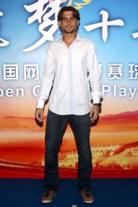 Es el número 7 del mundo y el sexto tenista más preferido con el 5%. Foto:Getty Images