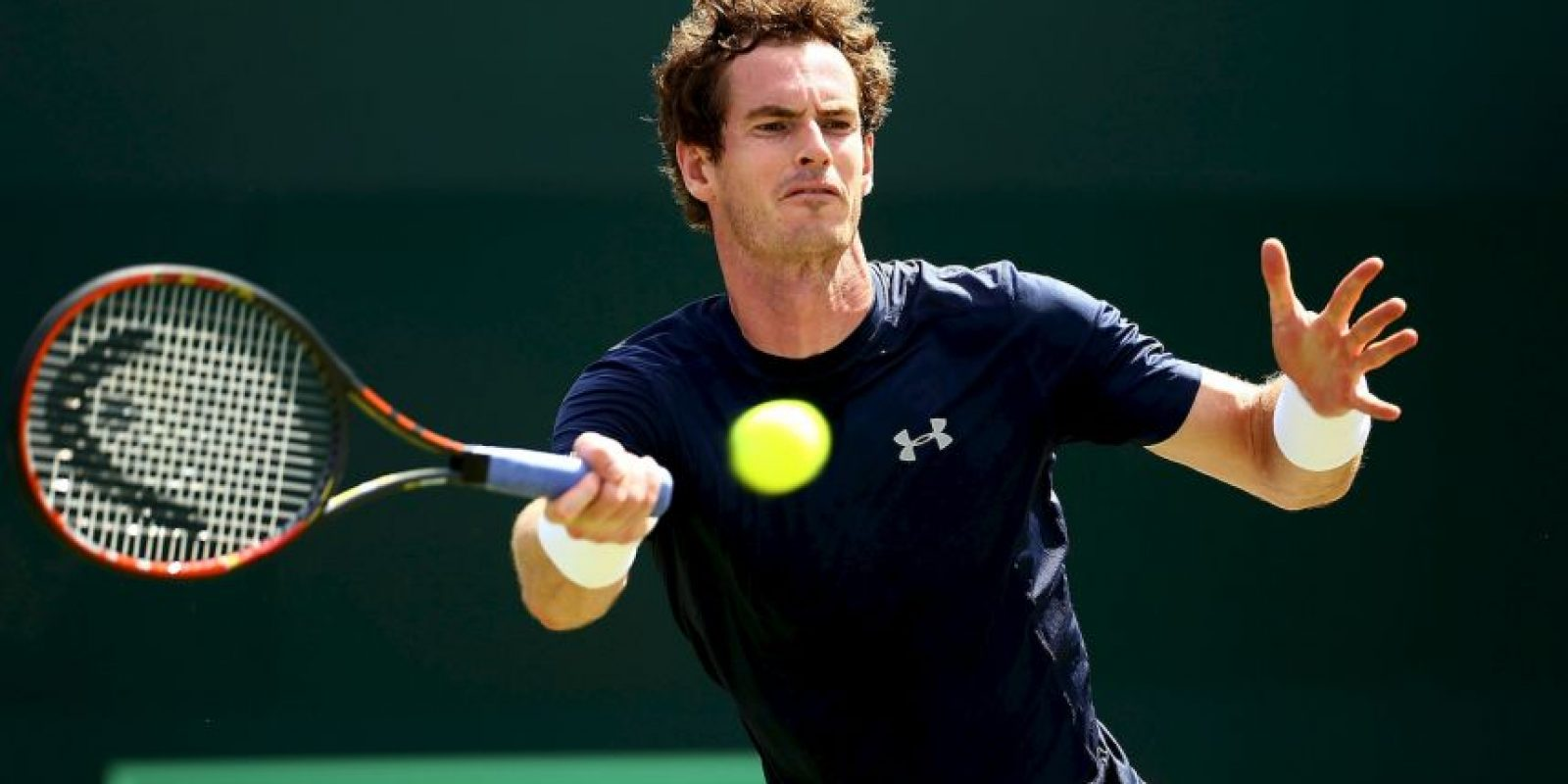 8. Andy Murray (Inglaterra) Foto: Getty Images