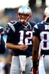 Tiene cuatro anillos de Super Bowl (XXXVI, XXXVII, XXXIX, XLIX). Foto:Getty Images
