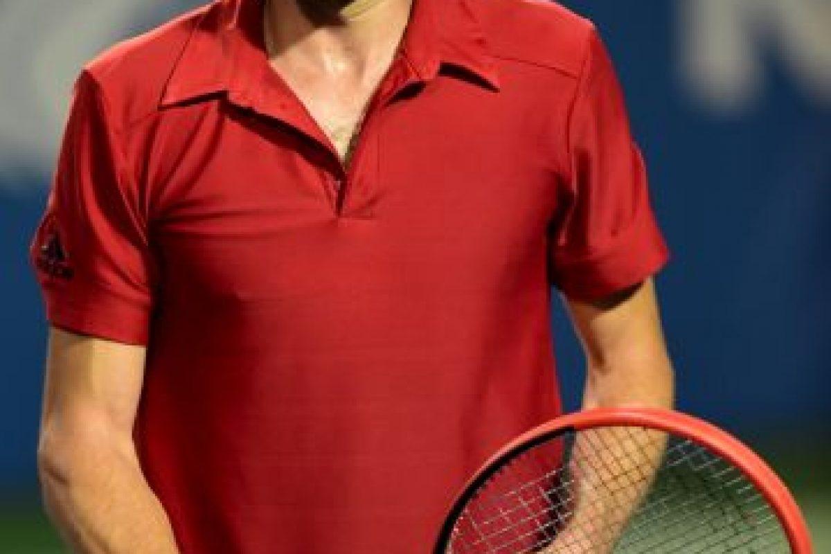 5. Gilles Simon (Francia) Foto:Getty Images