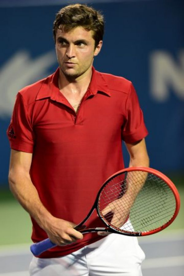 5. Gilles Simon (Francia) Foto: Getty Images