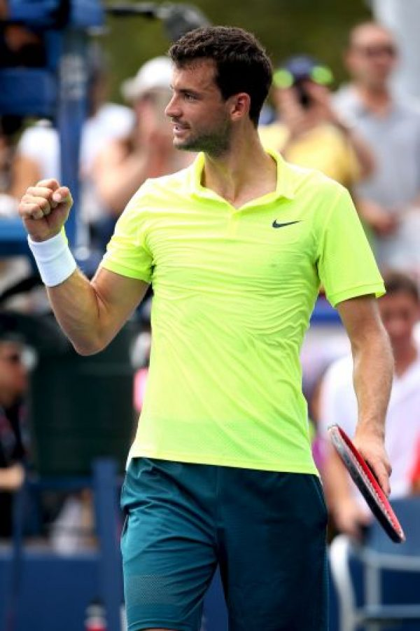 10. Grigor Dimitrov (Bulgaria) Foto: Getty Images