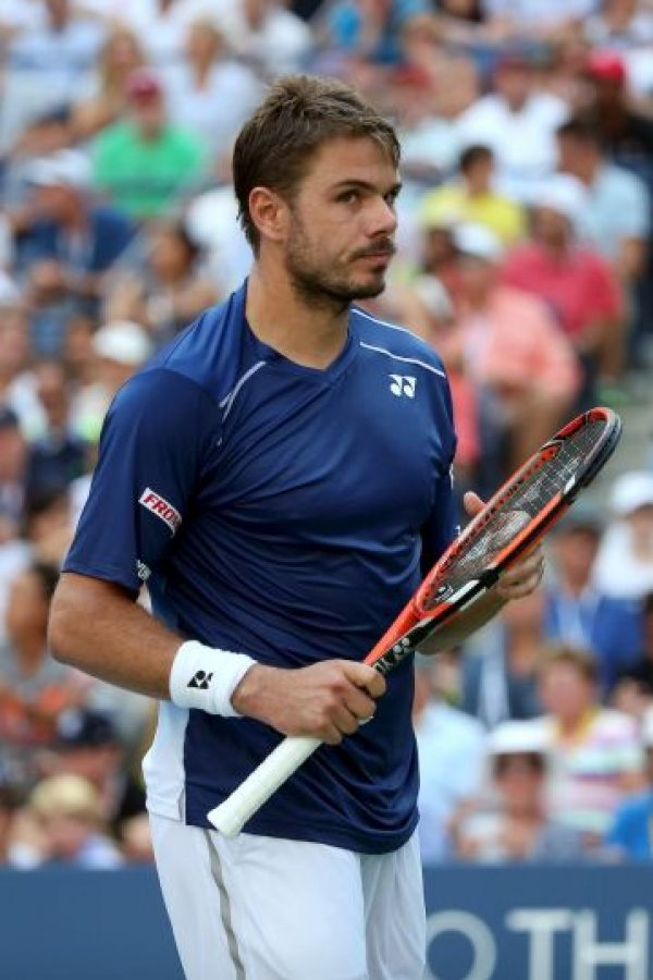3. Stan Wawrinka (Suiza) Foto: Getty Images