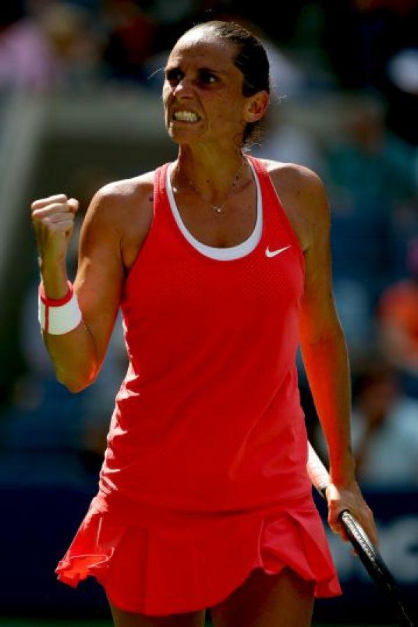 Posición en el ranking: 43/ Títulos de Grand Slam: 0. Foto:Getty Images