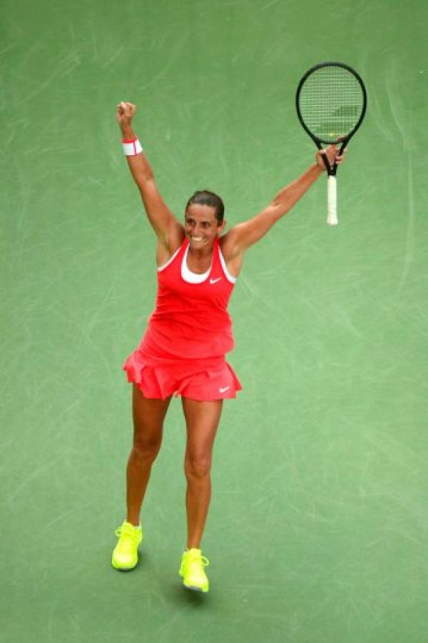 3. Roberta Vinci (Italia). Foto: Getty Images