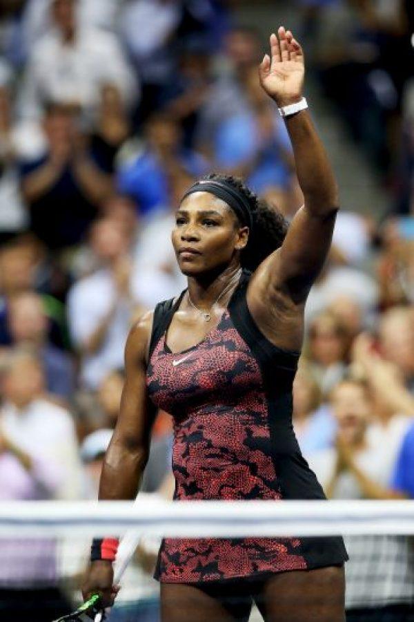 Ahora se medirá en semifinales con la italiana Roberta Vinci Foto:Getty Images