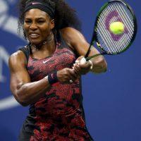 Dos partidos la separan de cubrir su nombre en oro Foto:Getty Images