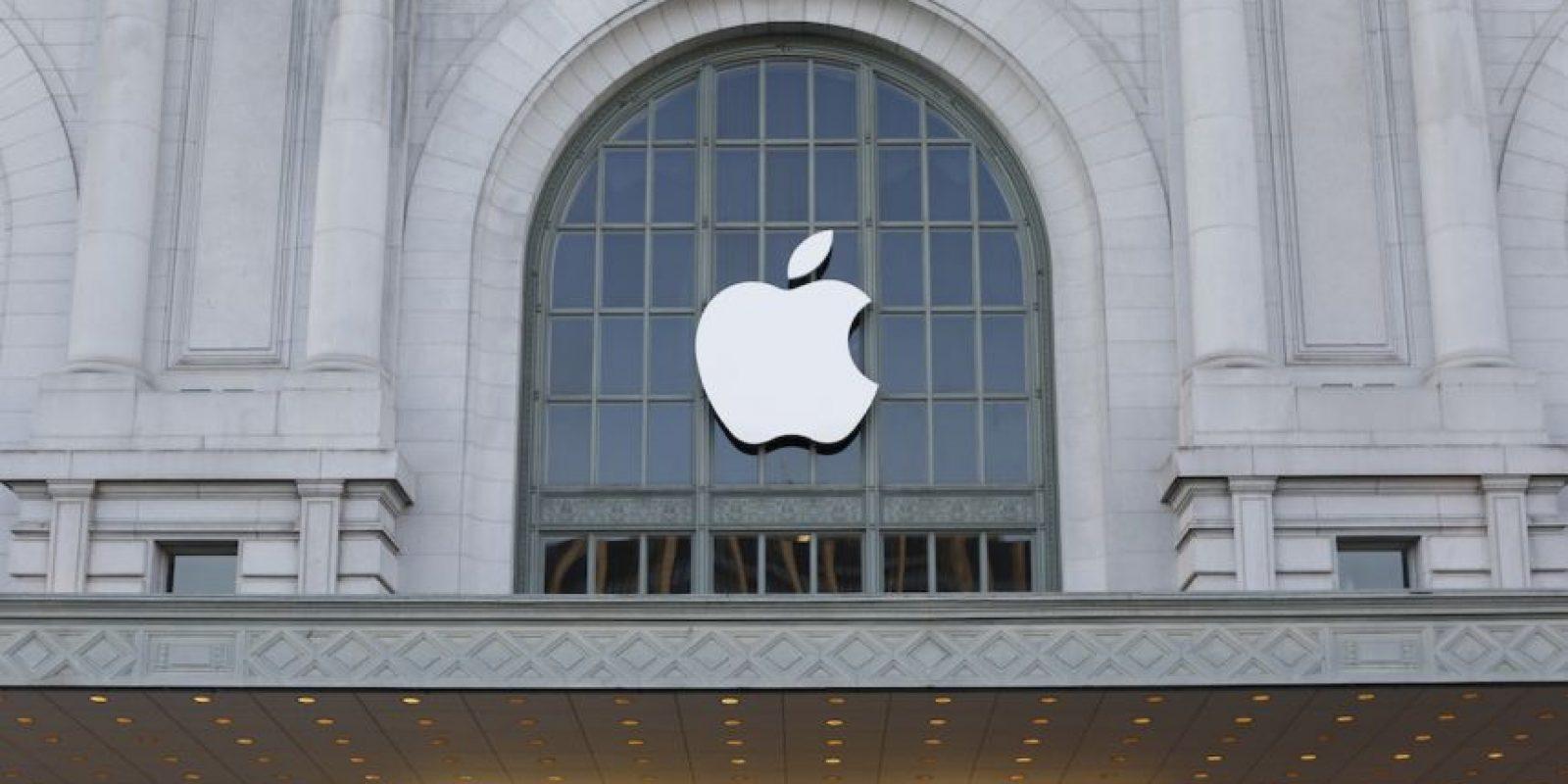 El edificio donde se realizó el show. Foto:Getty Images