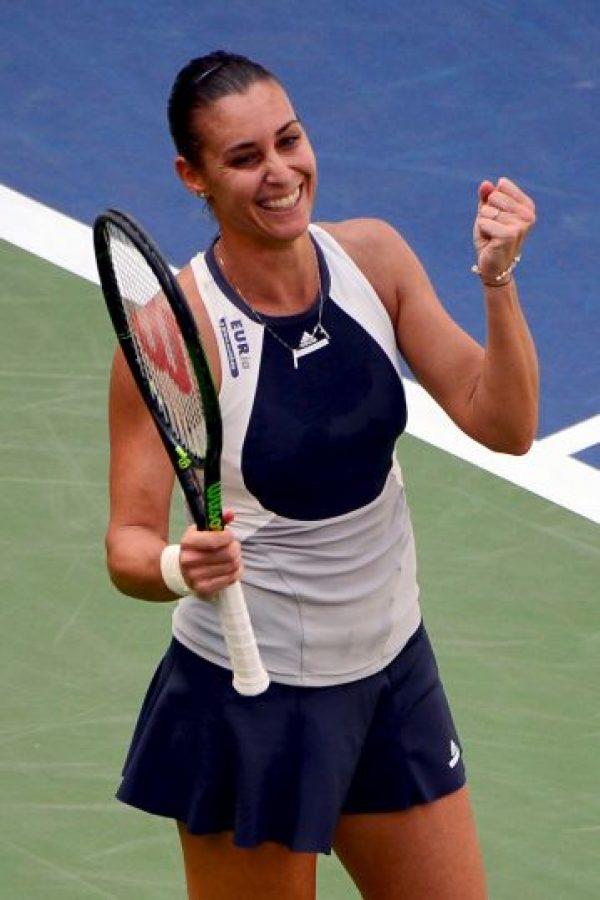 Posición en el ranking: 26 / Títulos de Grand Slam: 0. Foto:Getty Images