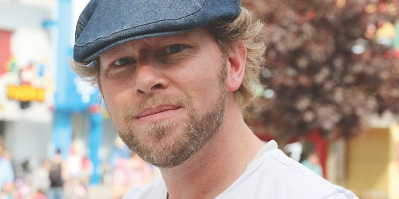 Leon Keer comenzó a hacer arte callejero hace siete años. Foto:Vía Streetpainting3D.com
