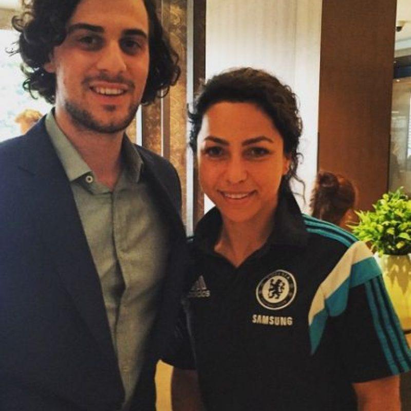 A los 16 años decidió que estudiaría medicina deportiva. Foto:Vía instagram.com/explore/tags/evacarneiro