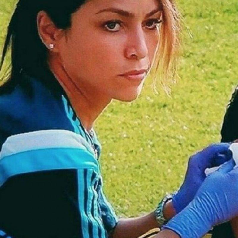 Es hija de padre español y madre británica, por lo que posee ambas nacionalidades. Foto:Vía instagram.com/explore/tags/evacarneiro