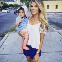 De 29 años, Samantha es reportera de ESPN y cubre las fuentes de fútbol americano y basquetbol colegial. Se casó con Christian Ponder en 2012. Foto:Vía instagram.com/samanthaponder