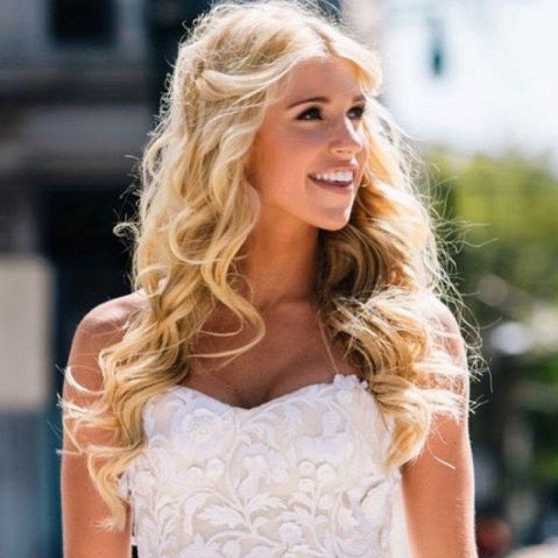 """Se casó con """"Matt"""" en 2014, y siempre ha sido una gran aficionada al fútbol americano. Foto:Vía instagram.com/kbstafford89"""