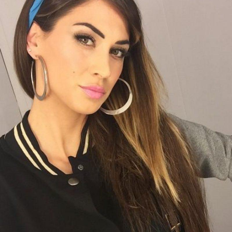 """Se hizo famosa por su participación en el programa italiano """"Striscia la notizia"""". Foto:Vía instagram.com/melissasatta"""