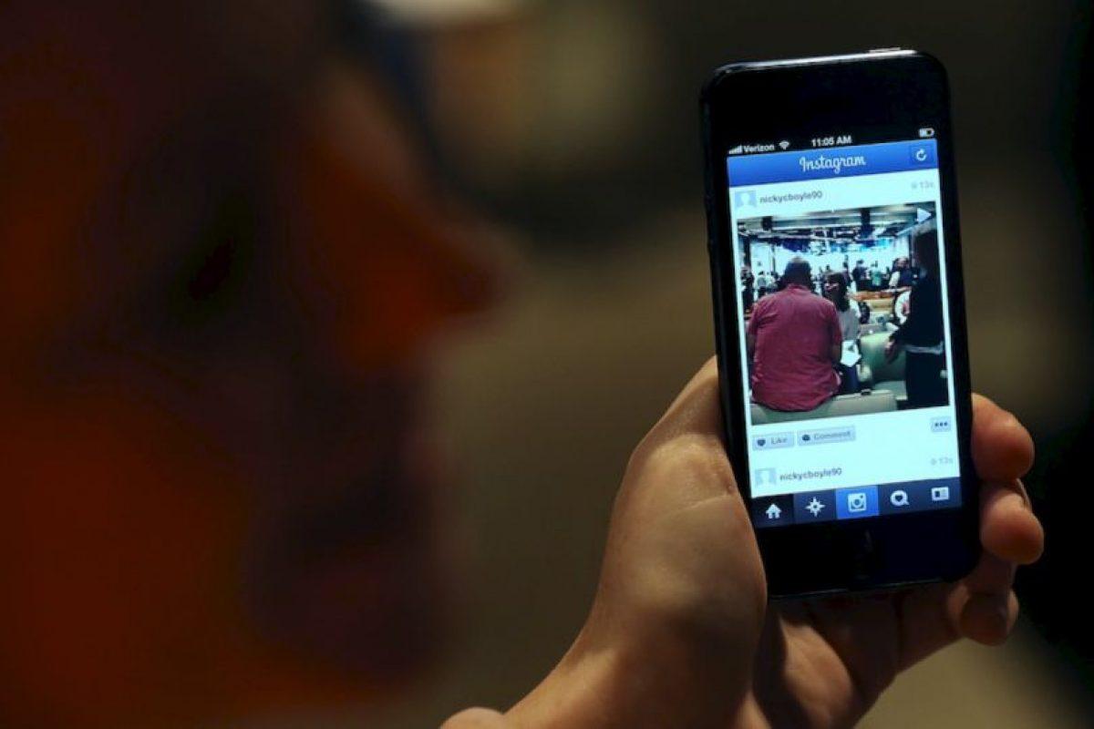 Las fotos y videos se pueden compartir a redes sociales como Facebook, Twitter, Tumblr, Foursquare y Flickr Foto:Getty Images