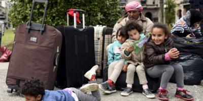 Según declaraciones de los refugiados, el gobierno no está brindando la ayuda que prometió. Foto:AP
