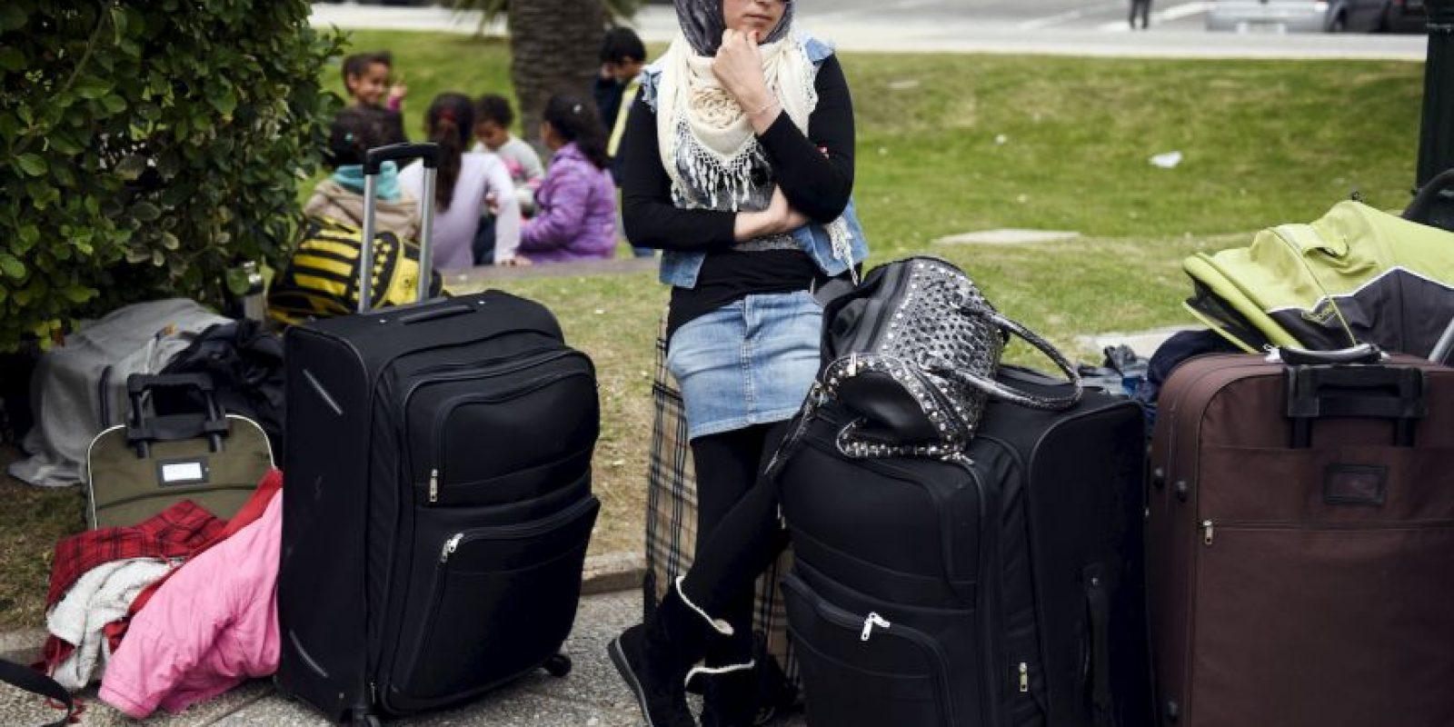 El secretario de Derechos Humanos de la Presidencia, Javier Miranda, aclaró que el gobierno no pagaría por el viaje de regreso. Foto:AP