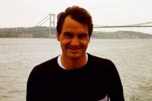 Ocupa el segundo puesto del ranking ATP, pero es el máximo ganador masculino de Grand Slam con 17 títulos. Foto:Vía facebook.com/Federer