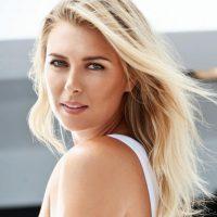Está clasificada como la número 3 de la WTA. Foto:Vía facebook.com/Sharapova