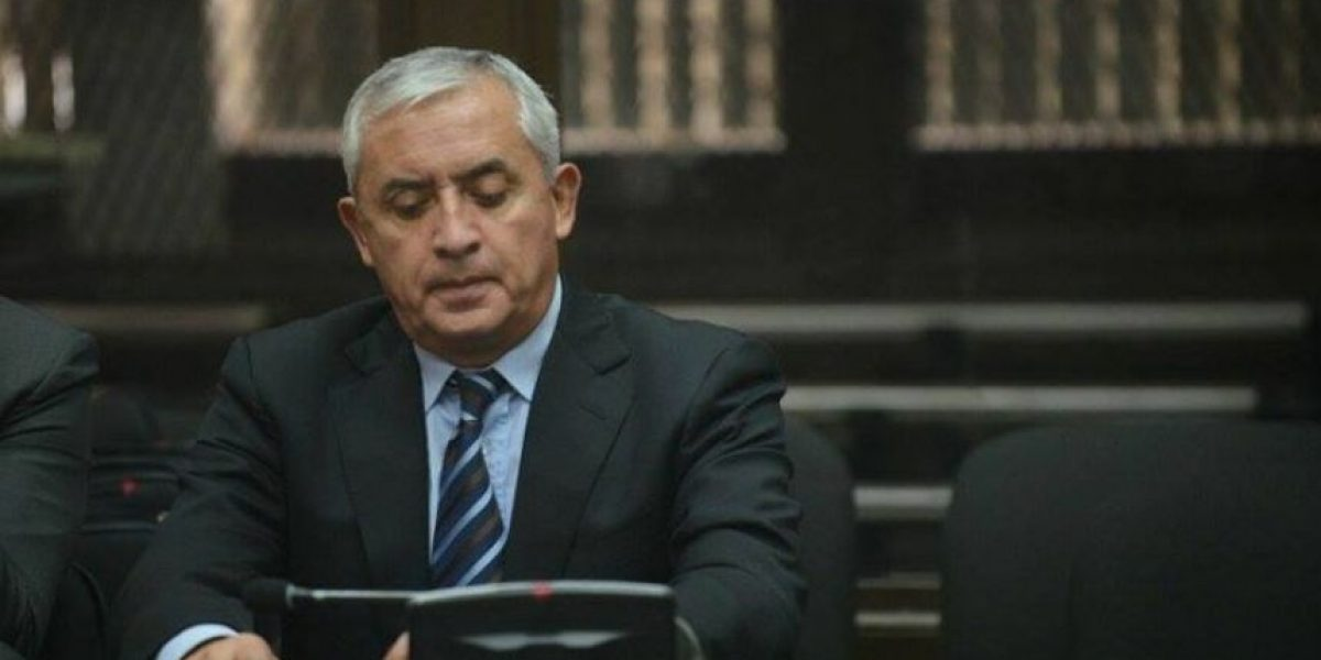 Pérez Molina: