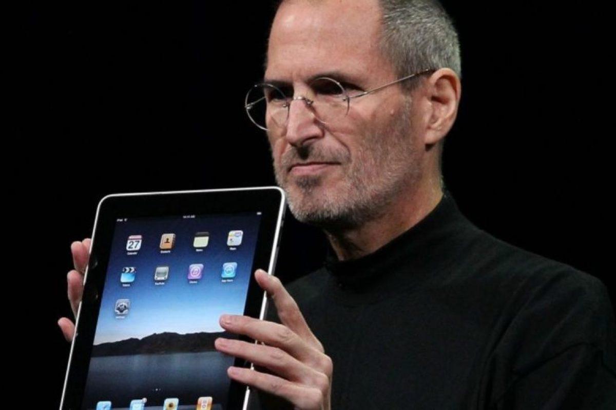 Sería en 1980 cuando introdujo la Apple III. Foto:Getty Images