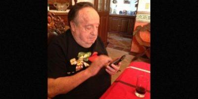 Falleció el 28 de noviembre de 2014 en Cancún Foto:Facebook/Roberto Gómez Bolaños