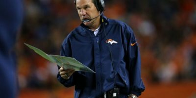Gary Kubiak (Denver) Foto: Getty Images