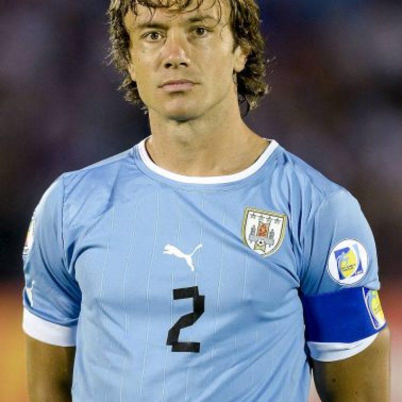 Diego Lugano es un futbolista uruguayo que juega como defensa. Foto:Getty Images