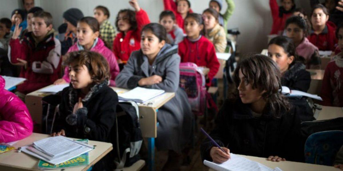"""""""Que Dios los perdone"""": Niña migrante habla sobre ISIS"""