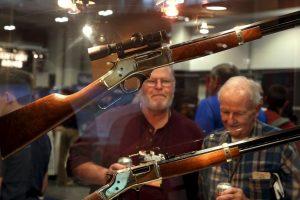 Las armas de fuego son fáciles de Obtener en los Estados Unidos. Foto:Getty Images
