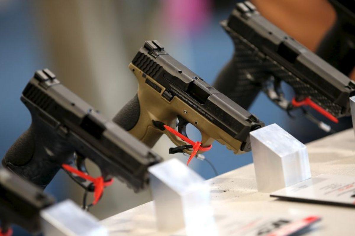 Las muertes relacionadas con armas de fuego son en su mayoría suicidios. Foto:Getty Images