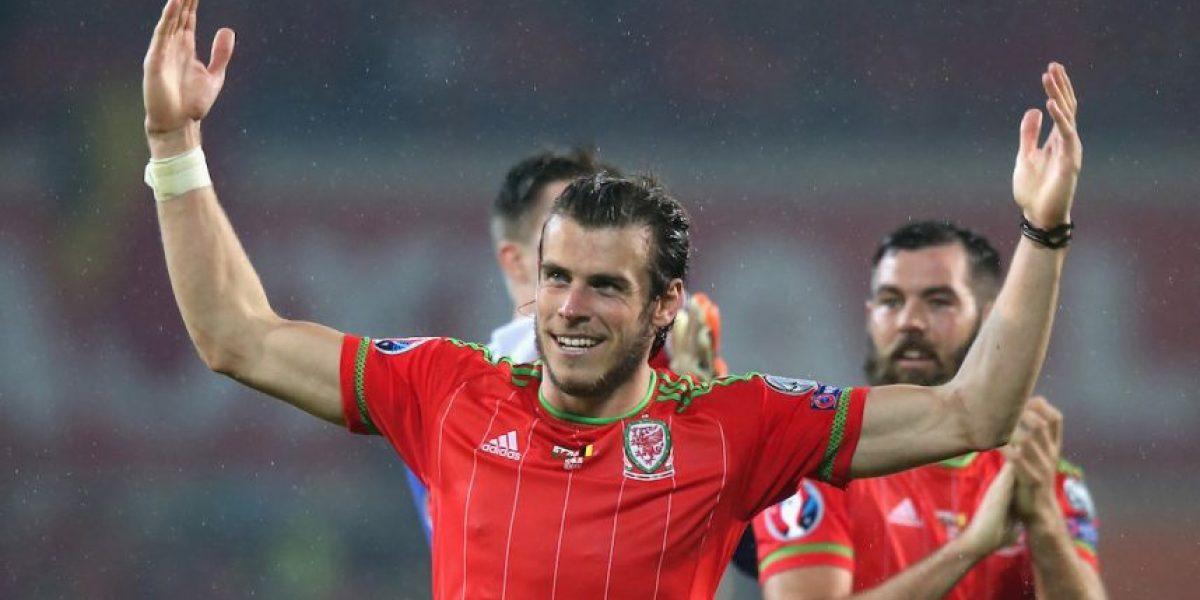 Video: El extraño gesto de futbolista israelí a Gareth Bale
