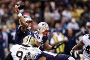 1. El morbo de Tom Brady y los balones desinflados Foto:Getty Images
