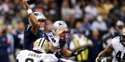 1. El morbo de Tom Brady y los balones desinflados Foto: Getty Images