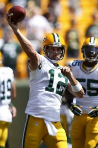 Aaron Rodgers Foto:Getty Images