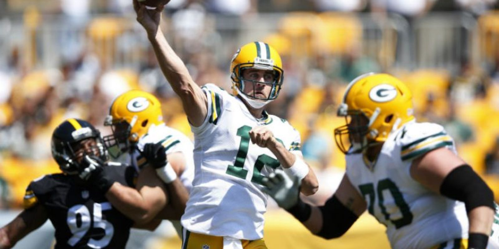 Green Bay Packers Foto:Getty Images