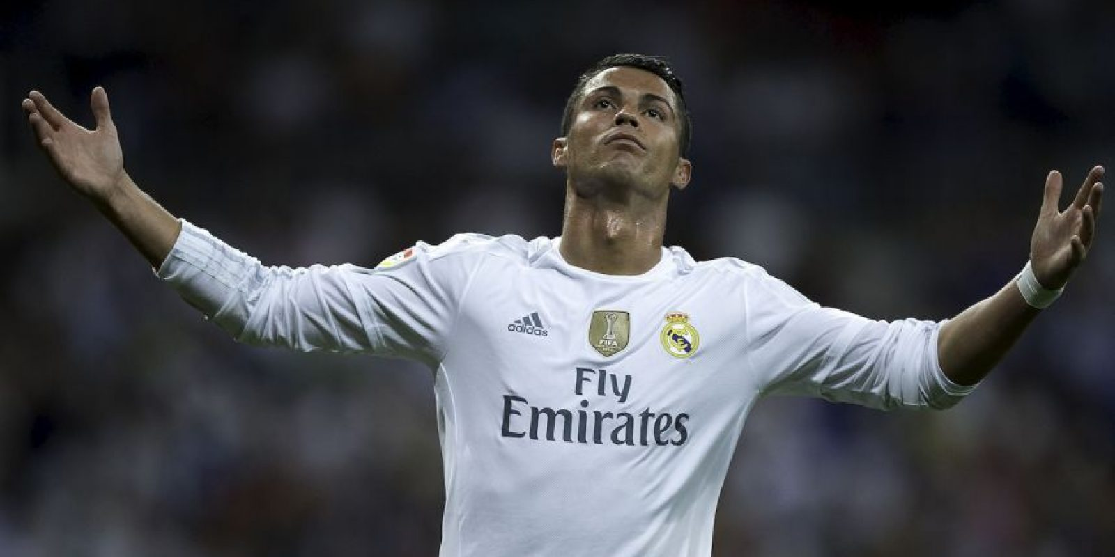 Cristiano Ronaldo, líder del Madrid, vale 120 millones de euros. Foto:Getty Images
