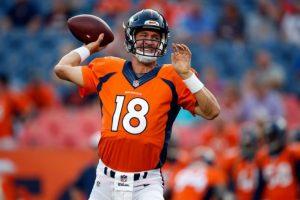 6. ¿El posible retiro de Peyton Manning? Foto:Getty Images