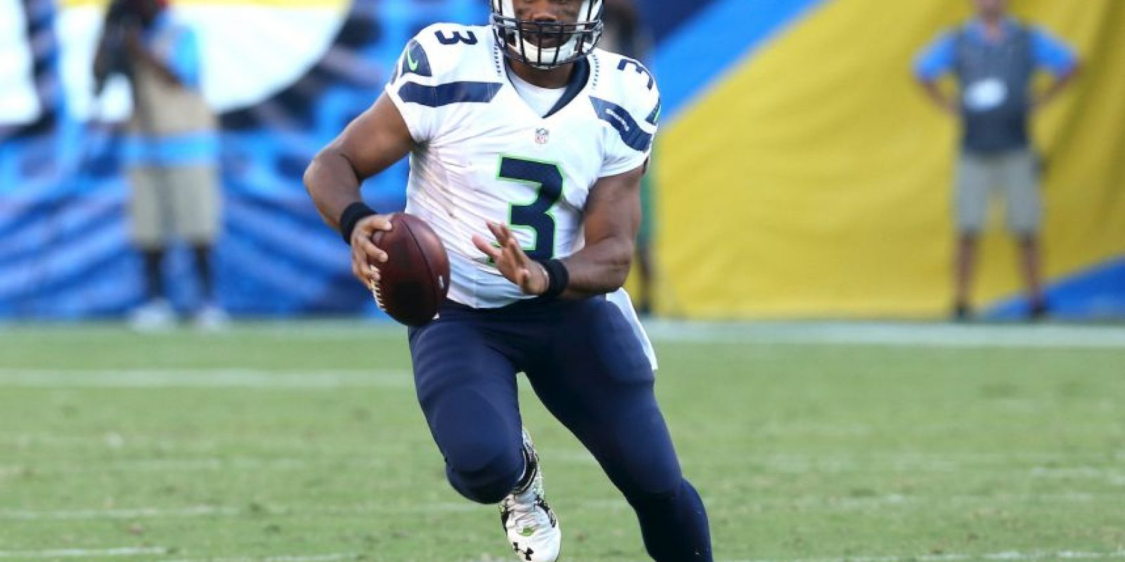 3. Russell Wilson busca revancha Foto: Getty Images