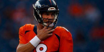 El veterano mariscal de campo de los Denver Broncos se embolsará 17.5 millones de dólares Foto:Getty Images