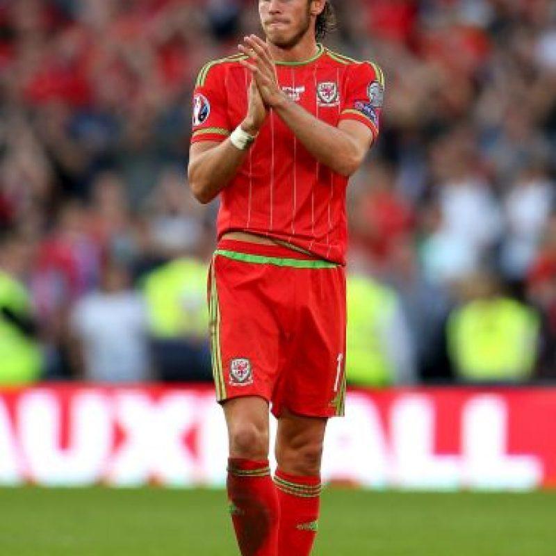 Sólo un punto separa a Gales de la clasificación directa la cual podrán conseguir en sus próximos dos partidos ante Bosnia-Herzegovina y Andorra. Foto:Getty Images