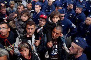 """Estas son tres iniciativas ciudadanas para ayudar los 366 mil migrantes que han buscado """"El sueño europeo"""". Foto:Getty Images"""