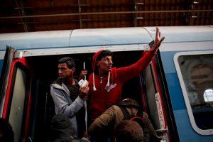 2. Las donaciones para los migrantes Foto:Getty Images